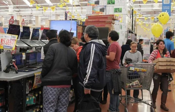 Sube inflación México, tasa más elevada desde 2017