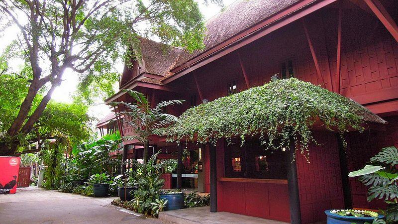 Casa de Jim Thompson en Bangkok, un imprescindible que ver en bangkok