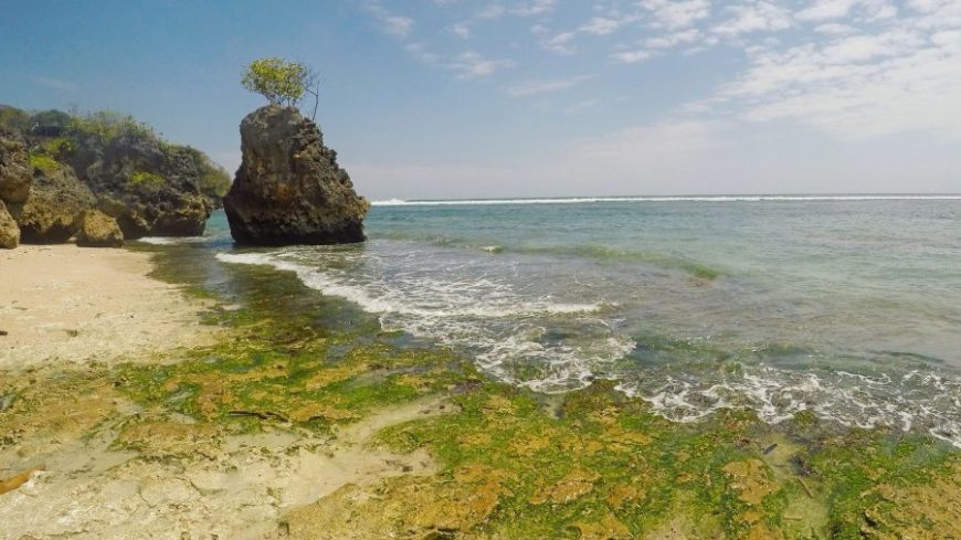 Bingin, una de las mejores playas de Bali
