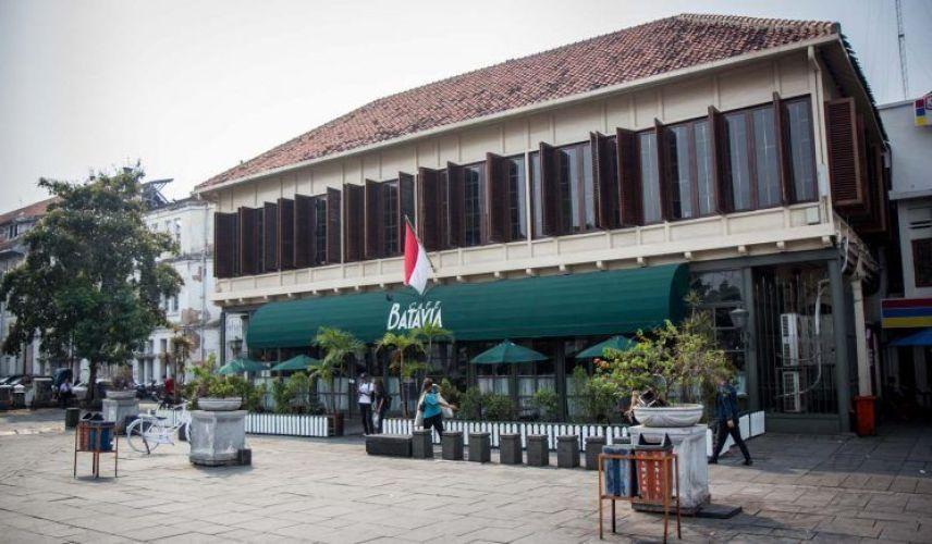 Cafe Batavia Yakarta