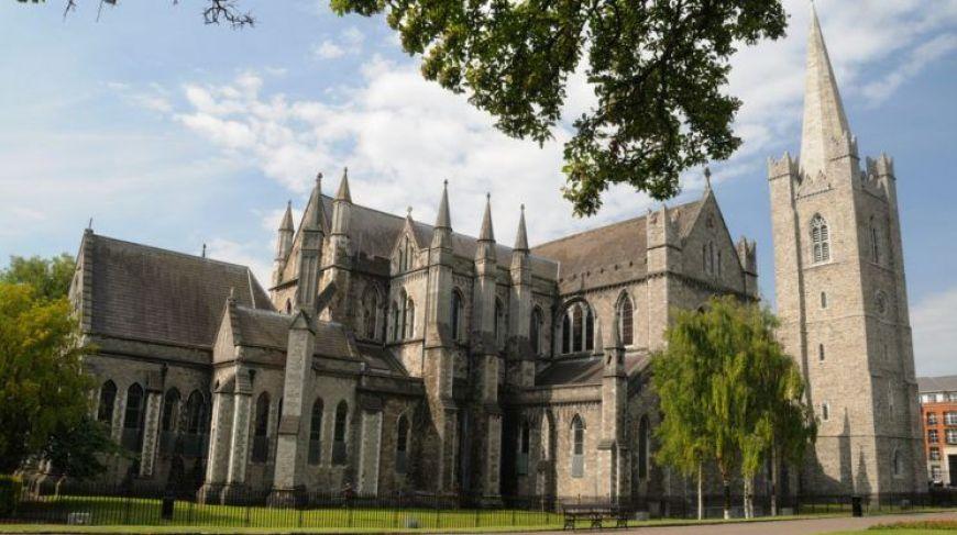 Catedral San Patricks, uno de los imprescindibles que ver en Dublin