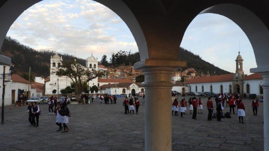La Recoleta - viaje a Sucre