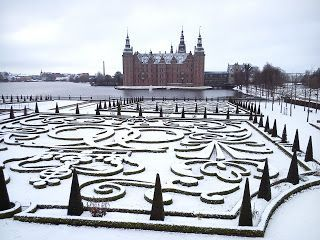 Castillo Frederiksberg