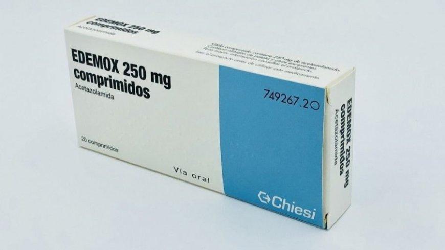 Edemox, medicamento para combatir el mal de altura