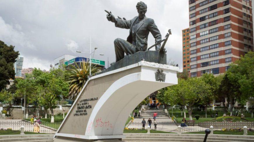 Plaza Abaroa La Paz