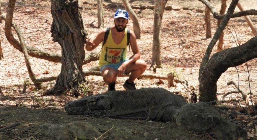 Parque Nacional Komodo