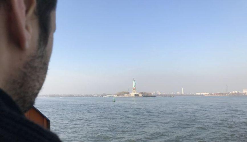 Estatua libertad, una de las cosas que ver en New York