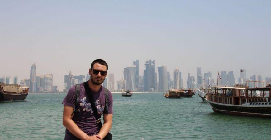 Corniche, qué ver en Doha