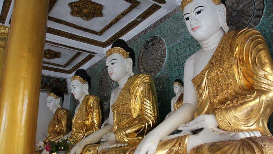 Yangon, viaje a Myanmar