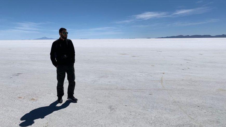 Salar de Uyuni, lo mejor de mi viaje a Bolivia