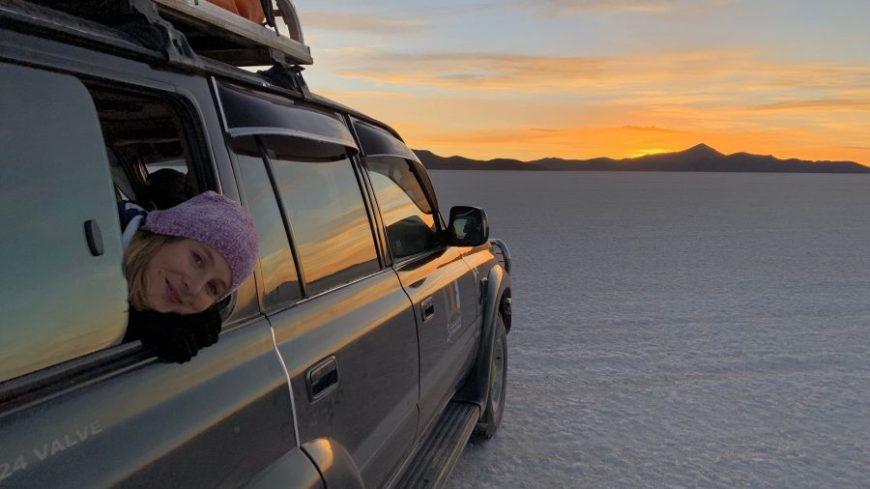EL transporte es uno de los consejos para viajar a Bolivia