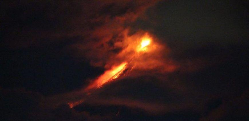 Volcán Acatenango, GUatemala