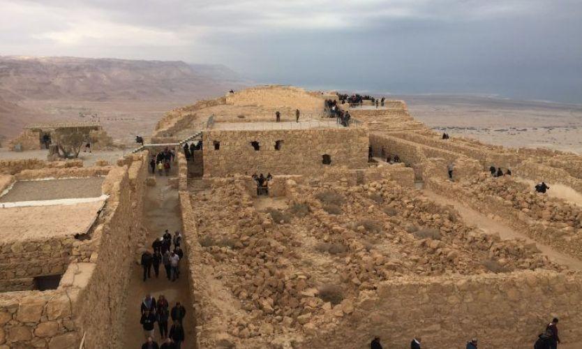 Fortaleza Masada, Israel