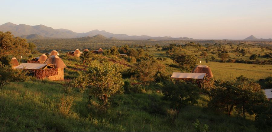 Kidepo Savannah LOdge, Kidepo VAlley, Uganda