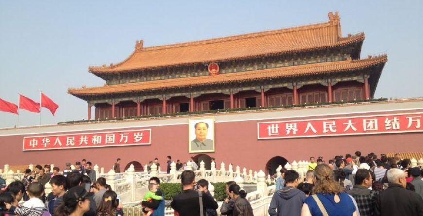Ciudad Prohibida en nuestra visita a Pekín