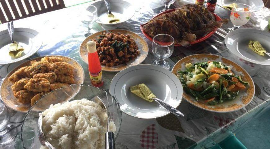comida indonesia
