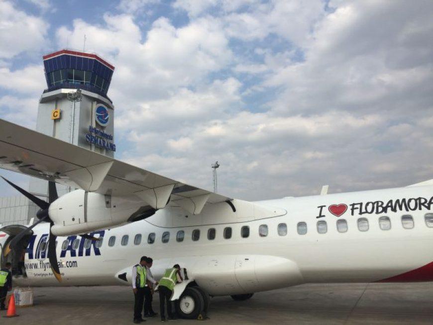 avión indonesia, la moneda es algo importante en los preparativos para viajar a Indonesia