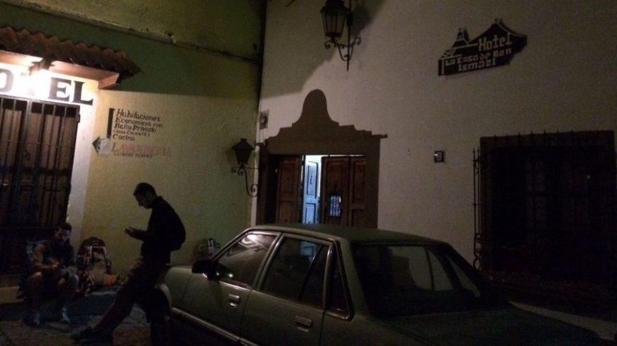 Camino a Copán