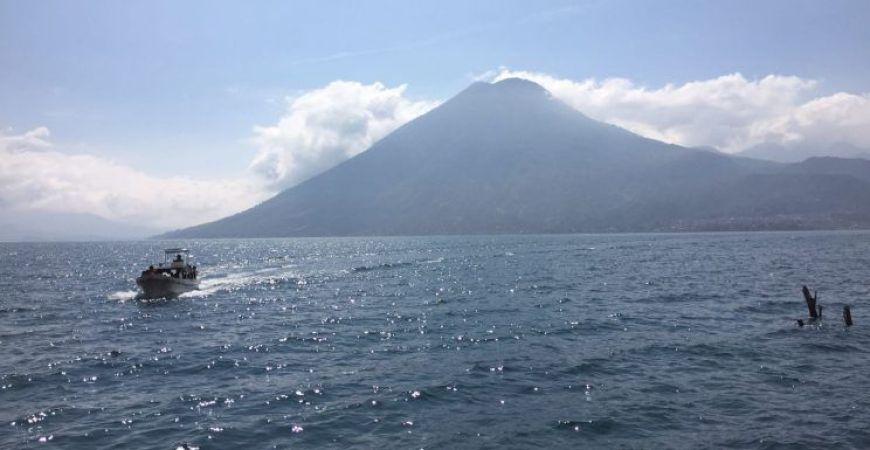 Lago Atitlán, viaje por libre a Guatemala