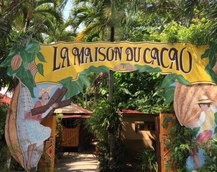 Maison de Cacao, uno de los mejores sitios que ver en Guadalupe