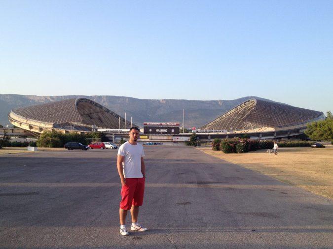 Hajduk SPlit stadium