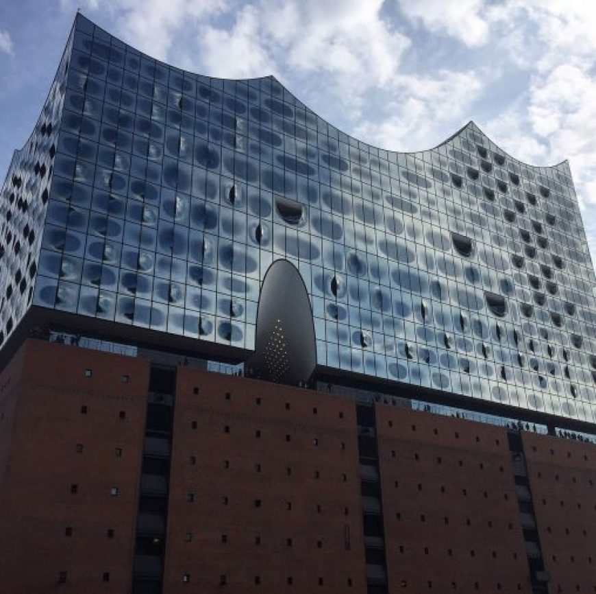 Filarmonica Hamburgo, Alemania