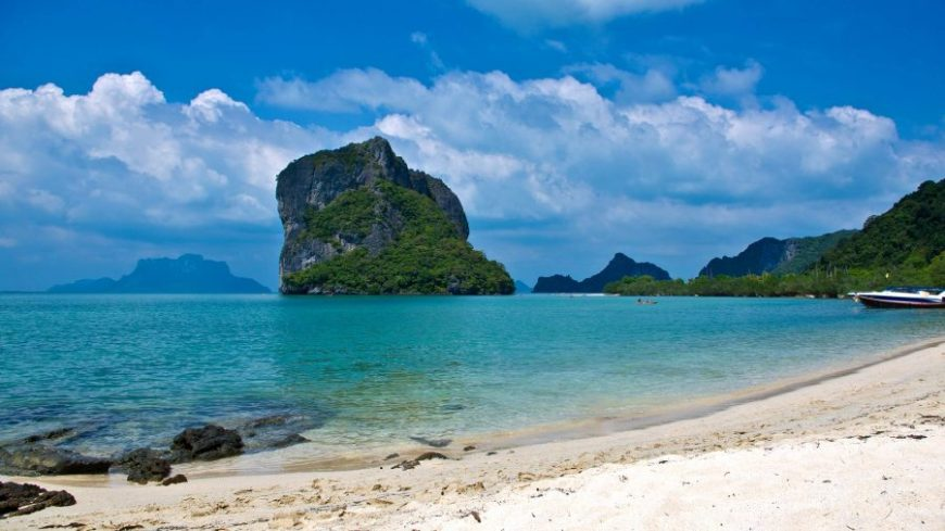 Playa de Ko-Phangan