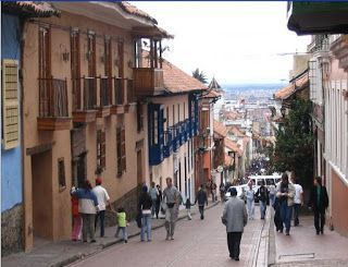 Centro de Bogotá, Colombia