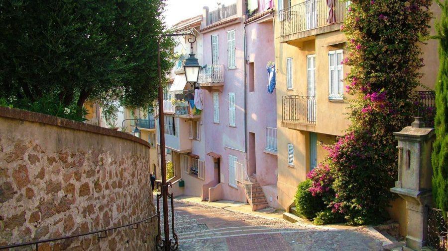 Calles de Le Suquet