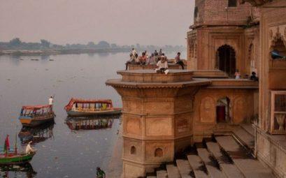 Vrindavan ghats