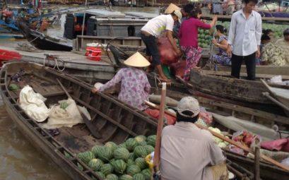 DElta Mekong, Vietnam