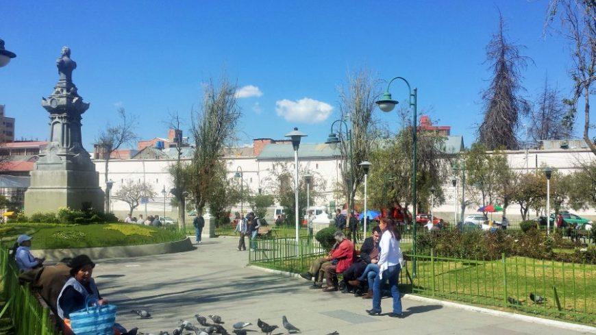 Plaza Sucre La Paz