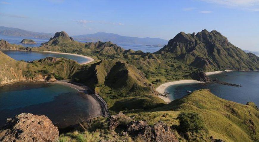 Pulau Padar Indonesia
