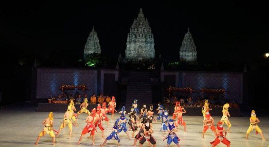 Ramayana-ballet, uno de las cosas más bonitas que ver en Yogyakarta