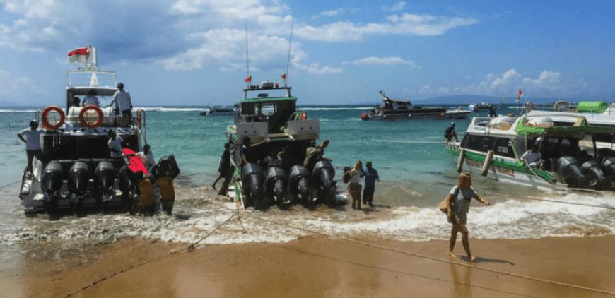Scoot Cruise, una buena opción para ir a Nusa Lembongan desde Bali