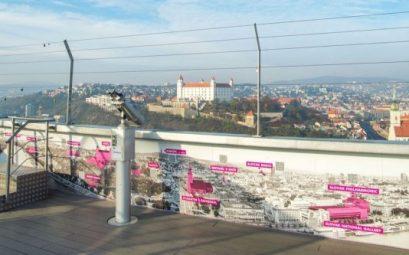 Mirador UFO Bratislava