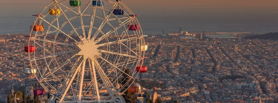 Barcelona noria