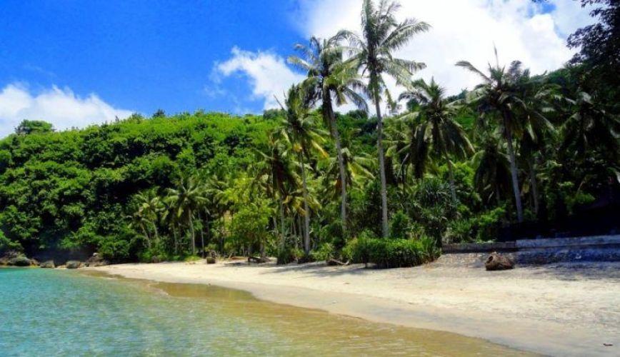 crystal bay, una de las playas más bonitas que ver en Nusa Penida