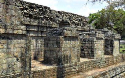honduras Copán Ruinas