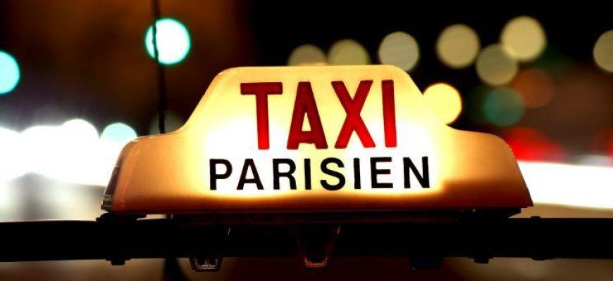 taxi aeropuertos de Paris