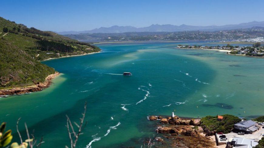 Laguna de Knysna, uno de los esenciales que ver en Sudáfrica