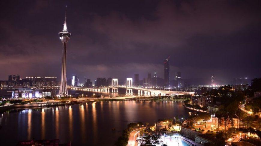 Macao skyline