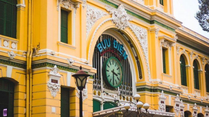 Oficina de Correos Ho Chi Minh City