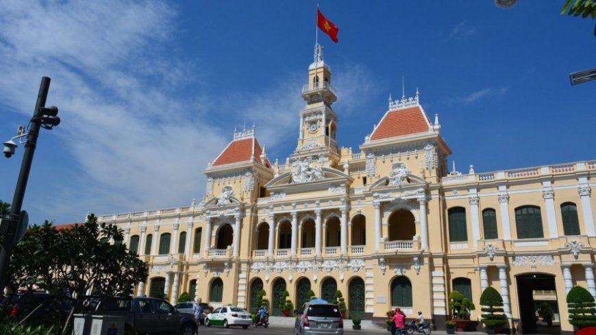 Sede del Comité Popular Ho Chi Minh