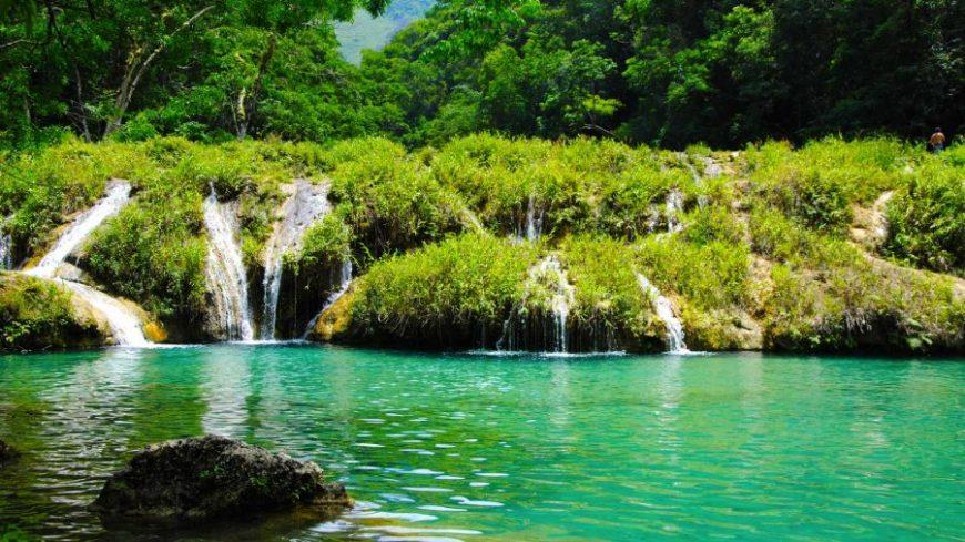 Cascada de Semuc Champey