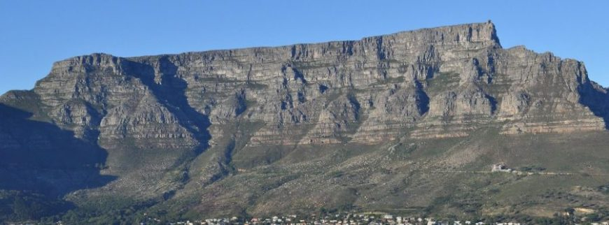 table mountain sudafrica