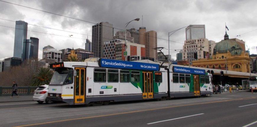 Tranvía Melbourne