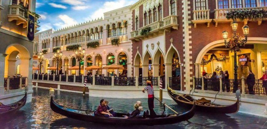Hotel Venetian, una de las mejores cosas que ver y hacer en Las Vegas