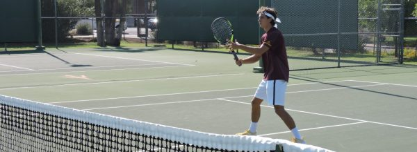 ASU men's tennis first recruit Benjamin Hannestad ...