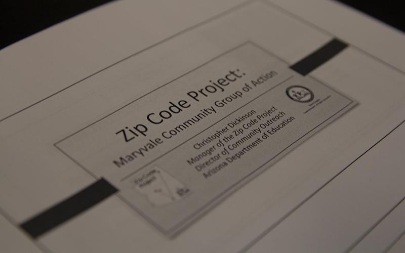 Zip Code Project